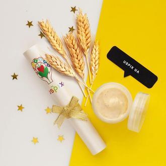 Маска із пшениці