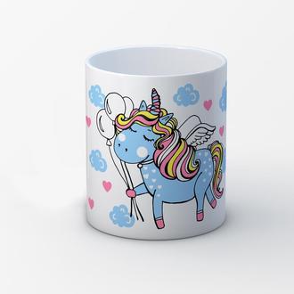 Дизайнерская чашка из коллекции UNICORN Мая