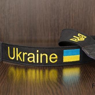 Нашейный, плечевой ремень с вышивкой для фотоаппарата Nikon, Canon, Sony и тд. (№001)