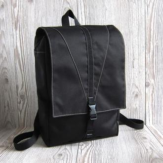 Черный рюкзак с отделением для планшета или ноутбука