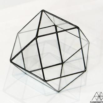Флорариум куб окта