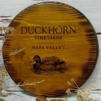 "Сырная досточка ""Duckhorn """