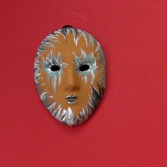 Маска керамическая №121