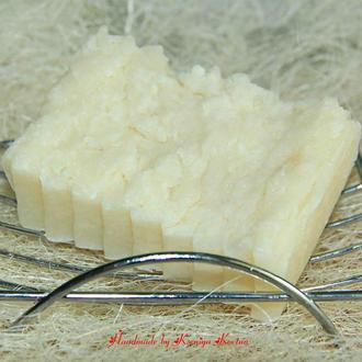 Натуральное хозяйственное мыло с нуля