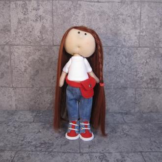 Интерьерная кукла Ксюша