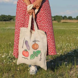 Eco-сумка з принтом