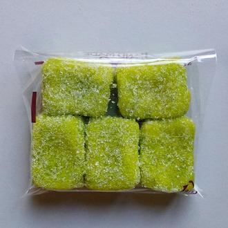 """Скраб сахарный ручной работы,,Мармеладка"""" мини-версия"""