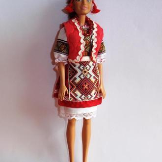 Український костюм для Барби
