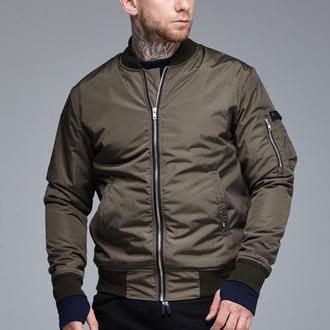 Куртка бомбер RAGE! NBJ-V2'18 Khaki
