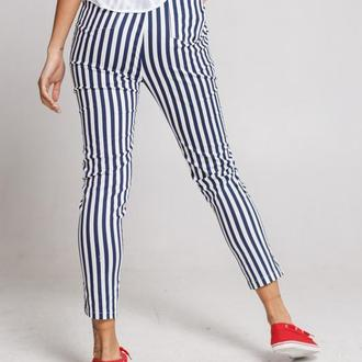 Штаны STRIPED PANTS