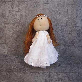 Интерьерная кукла Одуванчик