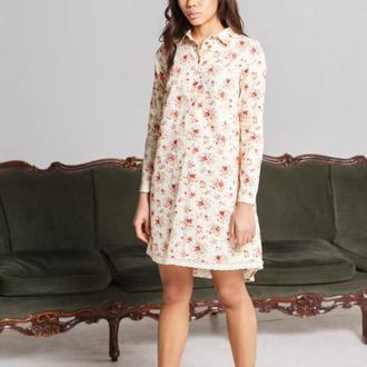 Платье FLOWERS DRESS