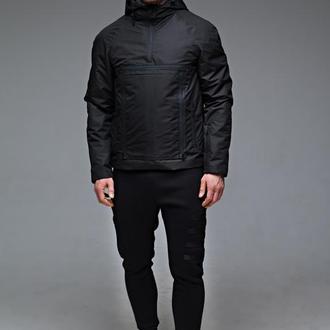 Анорак - RAGE! AMT-V1'18 Black
