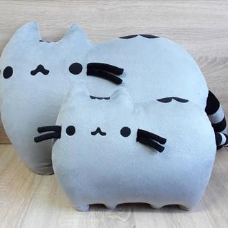 Мягкая игрушка-подушка Кот Пушин Pusheen - the cat