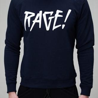 Sweatshirt logo navy