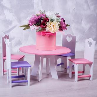 Кукольная мебель Прованс
