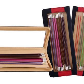 Набор прямых спиц 35 cm Zing KnitPro
