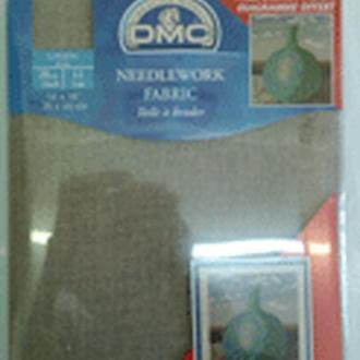 Канва лен DMC 35х45 см цвет 3782