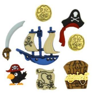 """Украшение """"Фигурки.Пираты"""""""