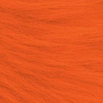 Мех оранжевый