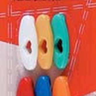 Булавки декоративные пластик (6шт)