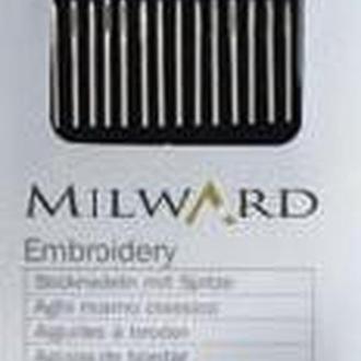 Иглы для вышивания Milward, №3-9, 15 шт.