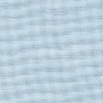 Ткань для вышивания Cashel 28 (ширина 140 см) голубой лед