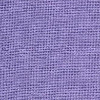 Ткань для вышивания  Lugana 25 (ширина 140 см) лаванда