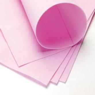 Фоамиран (ФОМ ЭВА), светло-розовый