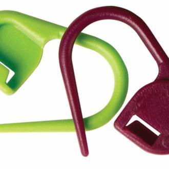 Маркировочные кольца закрывающиеся (24 шт) KnitPro