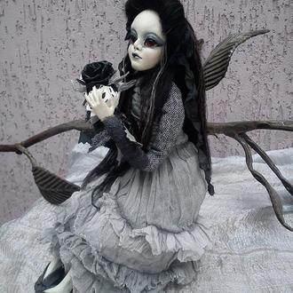 кукла коллекционная Сок чёрной розы. Мари