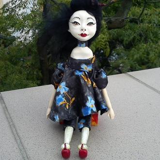 кукла японская принцесса Кумико ( с яп-го Прекрасный ребёнок)