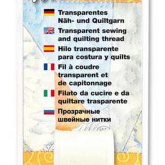 Монолон прозрачные нитки (500м) Madeira