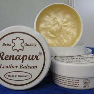 Бальзам для догляду за шкіряними виробами Renapur