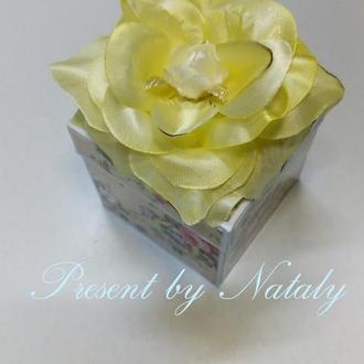 Magic box, подарочная коробка, коробка для денежного подарка