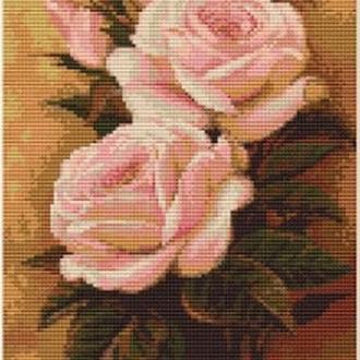 """Набор для вышивки крестом """"Розы"""""""