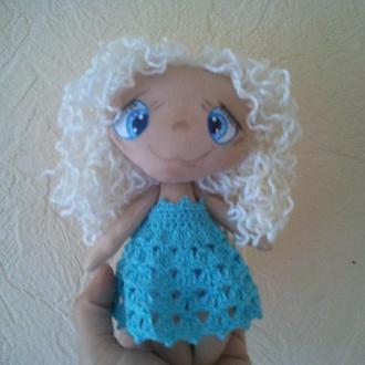 Интерьерная текстильная игрушка