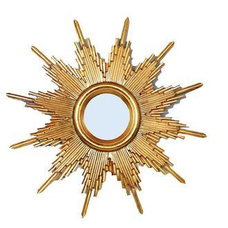 "Зеркало ""Король солнце"""