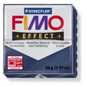 Полимерная глина FIMO Effect, металлик сапфирово-синий (56г) STAEDTLER