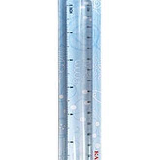 "Лупа-линейка ""GAMMA"" SS-034 20 см"