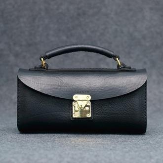 Scale bag. Женская кожаная сумка