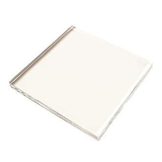 Блок акриловый для штампов 7х7 см