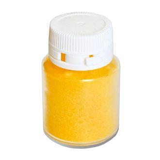 Ворсовой порошок (флок), желтый