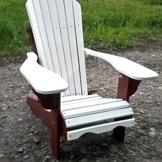 Кресло Адирондак раскладное
