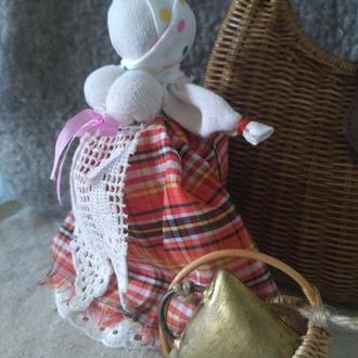 Обережна лялька-мотанка Благополучниця