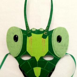 Маска насекомого Богомола