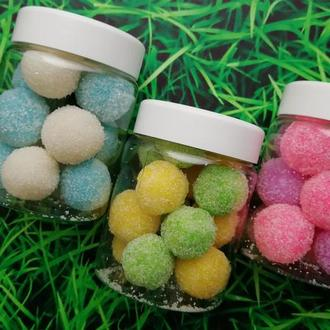 Ароматный сахарный скраб для тела