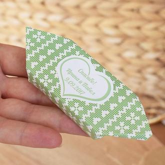 Мыло-конфетка - комплимент для гостей на свадьбе