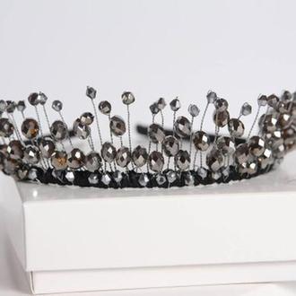 Серебристая корона