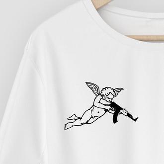 """Футболка """"АК47 Cupid"""""""
